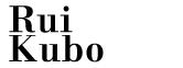 Rui Kubo